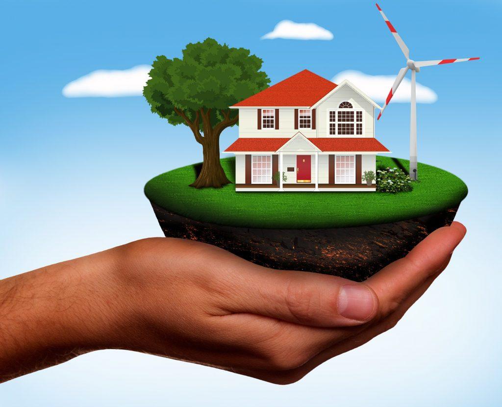 Una Passive House mantiene un equilibrio energético con el medio ambiente.